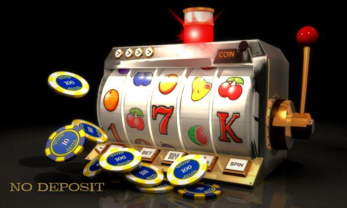 What are online slots no deposit bonuses