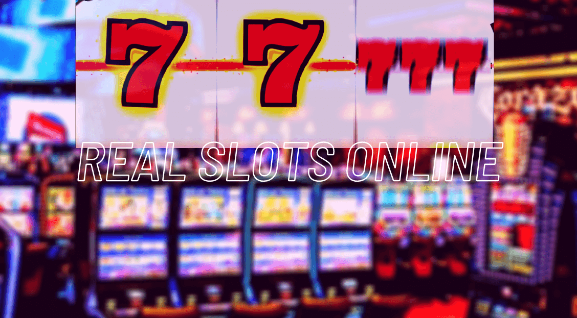 Real-Cash Online Slots: Play For Free With Real Money Winnings